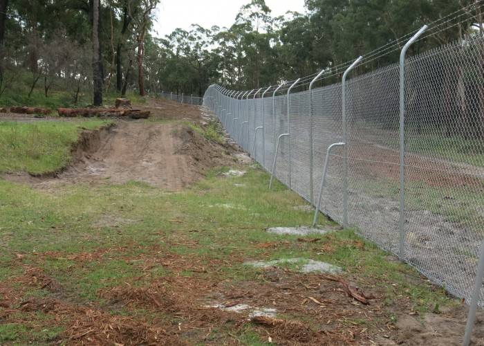 Security Perimeter Fence – RAAF Williamtown Air Base Defence