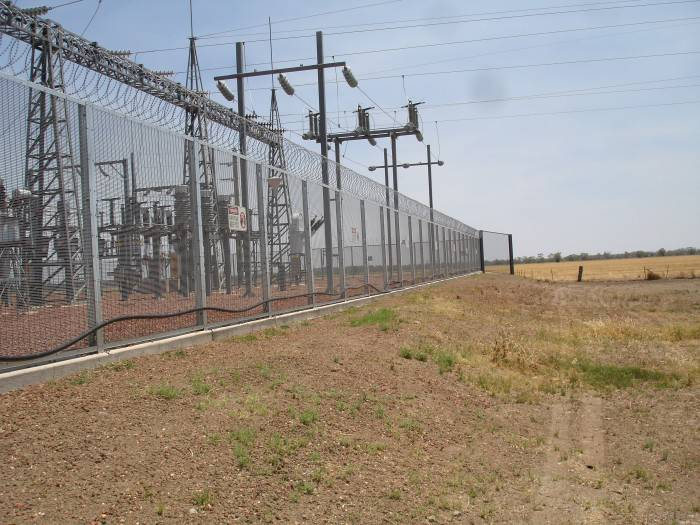 Electricity Sub-stations – Energy infrastructure